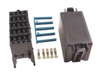 Modular Fuse Block - 20 Mini Blade Fuse